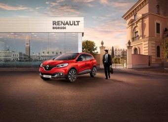 RENAULT local campaign