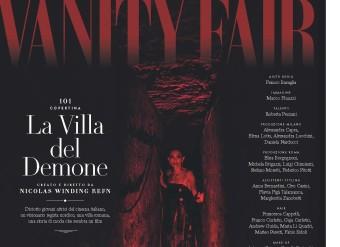 VANITY FAIR – COVER + SERVIZIO INTERNO