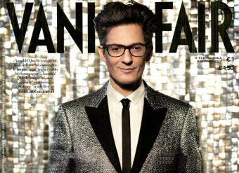 VANITY FAIR Cover + internal