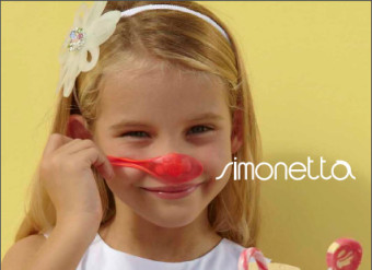 SIMONETTA press campaign + brochure s/s
