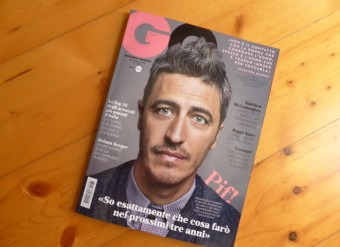 GQ Cover + internal