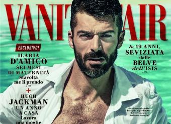 (Italiano) VANITY FAIR – Cover e servizio interno