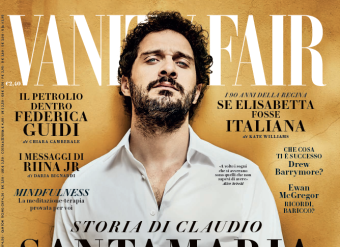 VANITY FAIR – COVER + INTERNAL