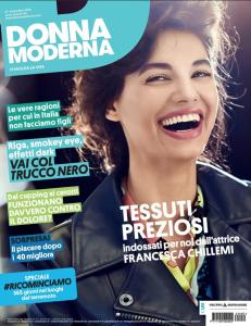 DONNA MODERNA - CHILLEMI COVER